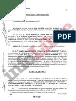 Residencia de Valdemoro contrato entre Ayuntamiento y Aser