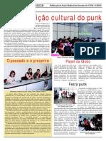 A contribuição cultural do punk