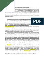 Copie de LinguistiqueFrançaiseSéance2