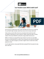 Best Pay Your Student Loans - 3 Options for Paying With a Credit Card