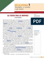 LA TESTA FRA LE NUVOLE pag 5 - IL RIFUGIO SEGRETO zanichelli-assandri_letture_semplificate