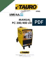 PC 350-450.Lider_170706_Cod  TAURO