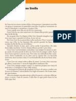 CION CION BLU VERIFICA DI 1 LIVELLO pag 19 - IL RIFUGIO SEGRETO zanichelli-assandri_letture_semplificate