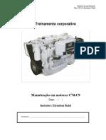 Motor Diesel CAT C9