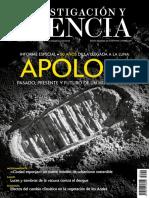 Investigación y Ciencia 514 - jul 2019 - 50 años de la llegada a la luna.pdf
