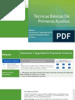 FORMATO FD (4) PREV Y SEG SVC RRM Unidad 2 Tecnicas Primeros Auxilios