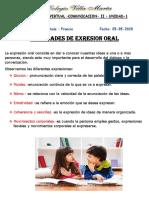 3. CUALIDADES DE EXPRES. ORAL