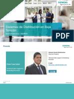Sistemas de Distribución en Baja Tensión V1