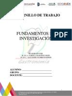 CUADERNILLO FUNDAMENTOS DE INVESTIGACIÓN