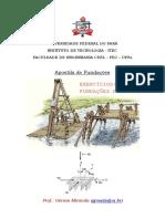 Apostila Fundações _  profunda - Exercícios