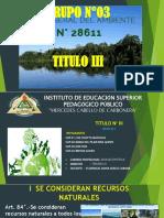 TAREA N°01 CCA.TRESENTACION DE MEDIO AMBIENTE grupoBB
