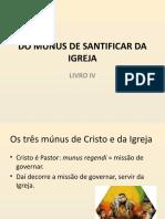 1. Introdução ao Múnus de Santificar.pptx