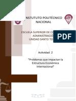 Actividad 2_ESEC_Problemas que impactan la Estructura Económica Internacional