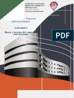 Bases y teorías del comercio internacional_FUNE