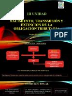 CLASE VI NACIMIENTO OBLIGAC. TRIB. DOMICILIO FISCAL (1)