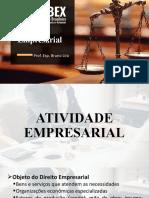 Direito empresarial - parte 01