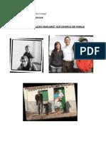 GUÍA CLASES UNIDAD III LAZOS FAMILIARES