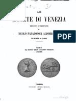 Le monete di Venezia. Pt. II