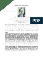 Biografi Muhammad Toha