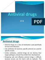 5-8 antiviral drugs