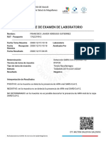 PCR FRANCISCO VERDUGO GUTIERREZ