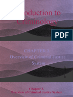 intro ppt 2- CHAPTER 2 - CRIMINAL JUSTICE SYSTEM