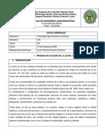 PRUEBAS DE CALIDAD DE LA LECHE 1 PARTE - LUISA ROSERO GRUPO A5