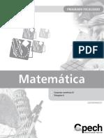 Problemas Propuestos de Matematicas Elementales Ccesa007