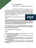 Resumen Derecho Procesal Civil y Comercial 2020