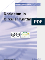 dorlastan in circular knitting