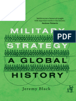 Military Strategy A Global History by Jeremy Black