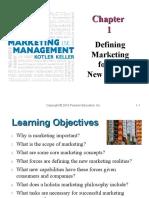 Defining Marketing (1)