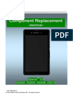 Xperia E3_1291-4843_Component Replacement_electrical_Rev2