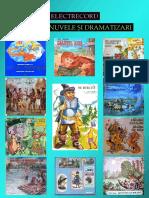 Povești și dramatizări literare audio