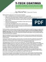 Applying-DuraTex