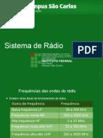 Sistema de Rádio