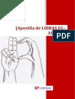 APOSTILA LIBRAS 01