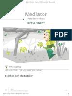 """Stärken & Schwächen _ """"Mediator"""" (INFP) Persönlichkeit _ 16Personalities"""