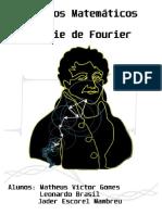 Trabalho de Métodos Matemáticos- Série de Fourier