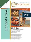 Study Guide Commedia