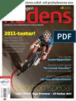Cykeltidningen Kadens # 8, 2010