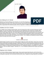 Tun Dr Mahathir Mohamad(folio sivik)