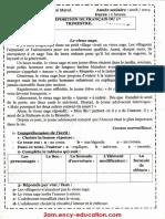 dzexams-2am-francais-e1-20190-2359761