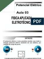ELE102 - Revisão de Física Aplicada à Eletro-Eletrônica - Aula 03
