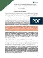 Informe derechos humanos