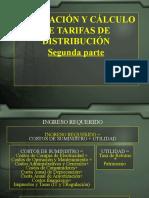 TARIFAS DE DISTRIBUCION PARTE 2.pptx