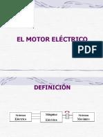 3RA CLASE el motor eléctrico