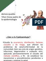 epidemiologia en odontologia