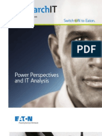 Power Perspectives and IT Analysis