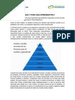 PORQUE Y PARA QUE APRENDER PNL - Niveles Logicos - Recursos (1)